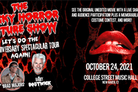 The Rocky Horror Picture Show: 45th Anniversary Spectacular Tour...AGAIN!