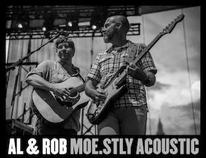 Al Schnier & Rob Derhak (of moe.)