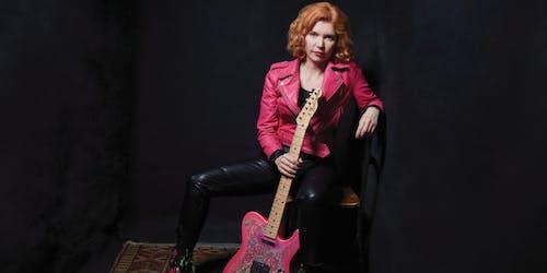 "Sue Foley ""Pinky's Blues Album"" Pre-Release Party"