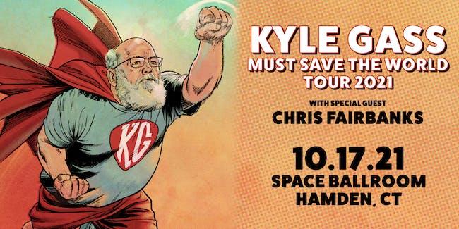 Kyle Gass (of Tenacious D)