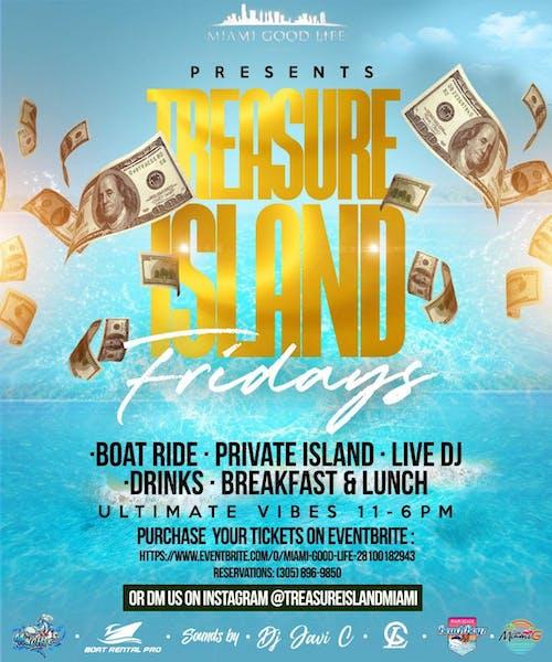 Treasure Island Fridays