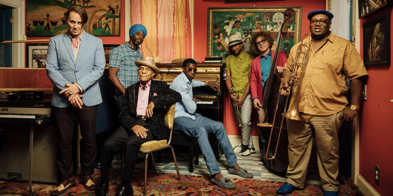 A Night With Preservation Hall Jazz Band