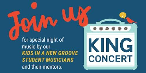 KING Concert w/ Special Performances by Jack Ingram & Buffalo Hunt