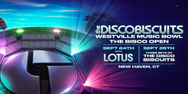 The Disco Biscuits: The Bisco Open