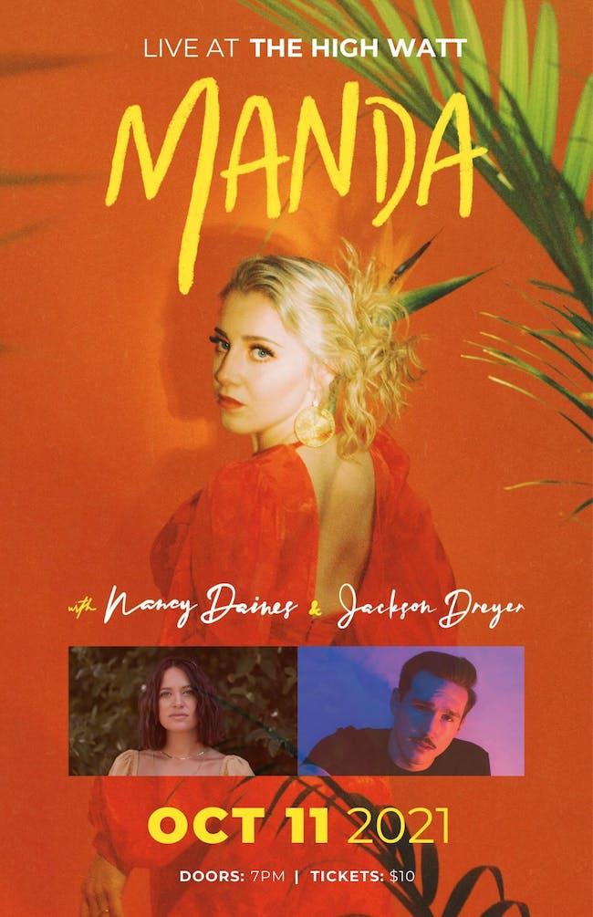 MANDA w/ Nancy Daines & Jackson Dreyer