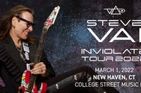 Steve Vai: Inviolate Tour