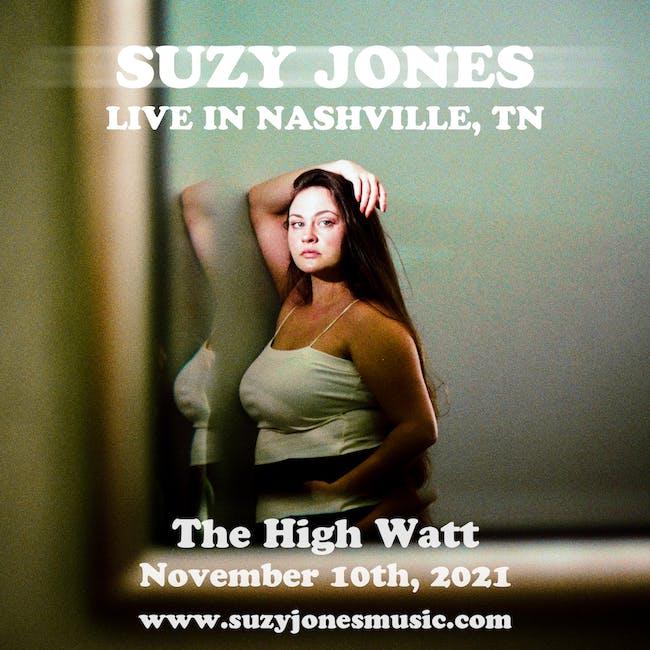 Suzy Jones w/ Fresh Lady & Zach Day