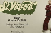St. Vincent: Daddy's Home World Tour