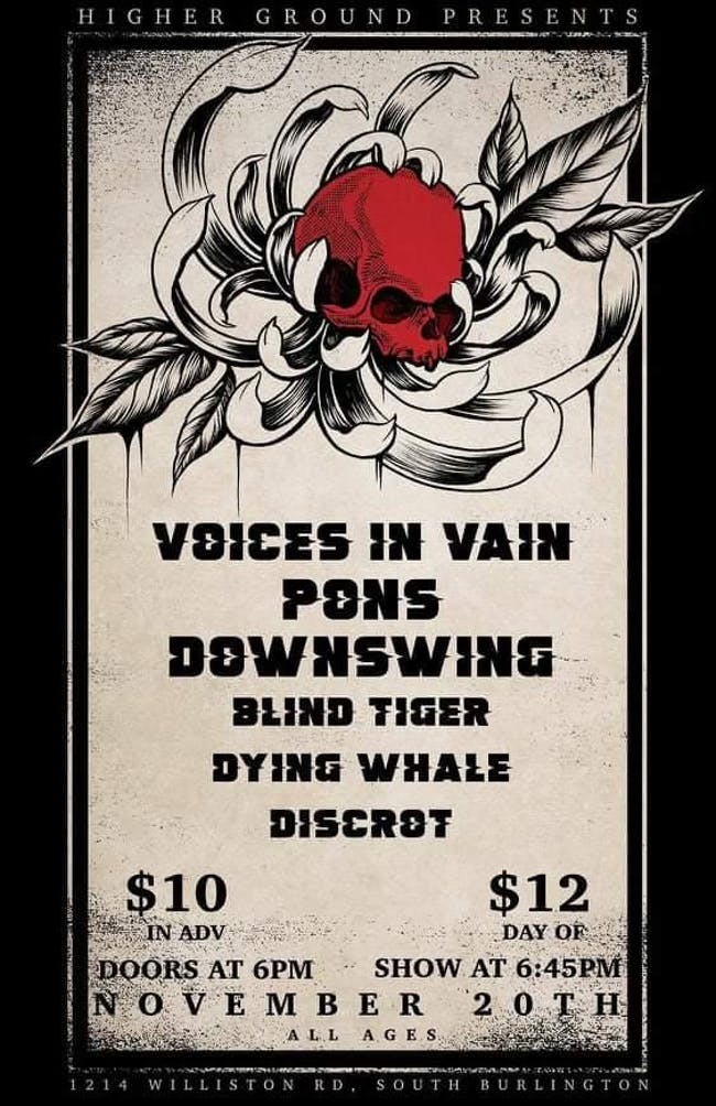 Voices in Vain