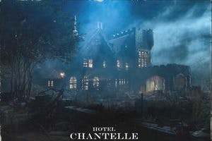 The Haunting @ Hotel Chantelle 10/29