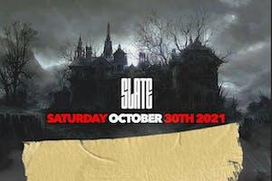 Haunted Halloween @ SLATE 10/30