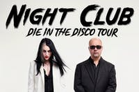 Night Club with Holy Wars