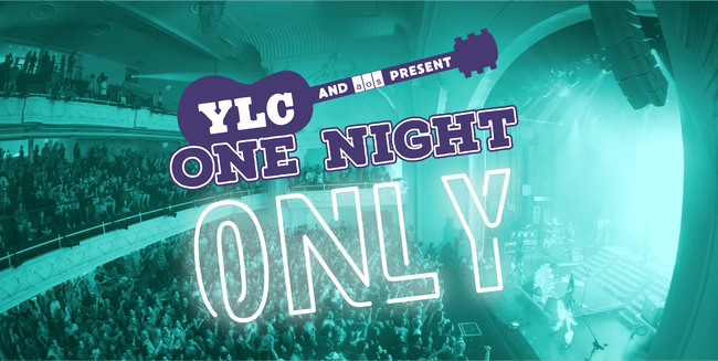 YLC Wednesday at the Square's One Night Only