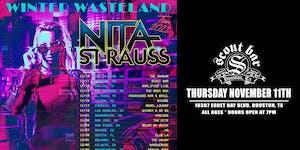 NITA STRAUSS - Winter Wasteland Tour 2021