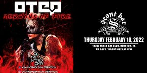 OTEP - Sermons Of Fire Tour