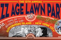 Michael Arenella's 13th Annual Jazz Age Lawn Party - SATURDAY AUGUST 25, 2018