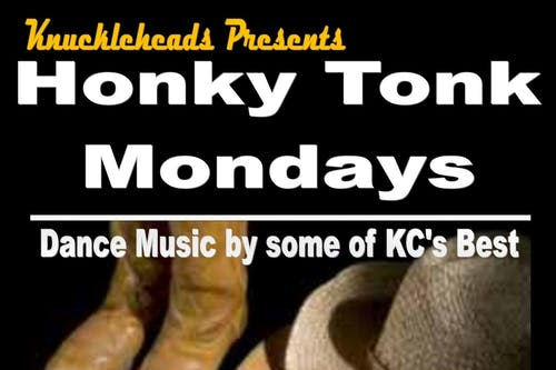 Honky Tonk Night Dance Night