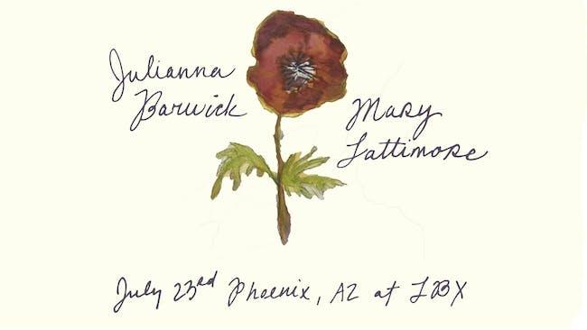 Julianna Barwick & Mary Lattimore