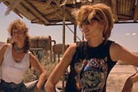 Thelma and Louise + Fireworks