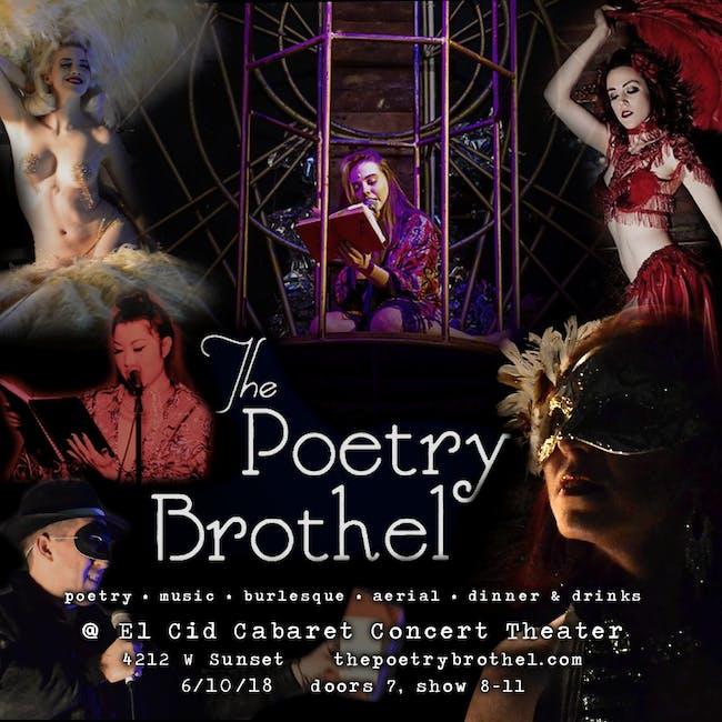 """The Poetry Brothel Los Angeles: """"Wilde Pride"""""""