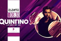 Elevate Saturdays: Quintino