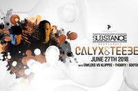 SUBstance Wednesdays: Calyx & Teebee