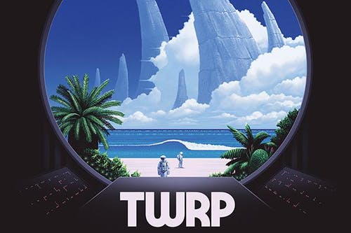 TWRP *Sold Out*