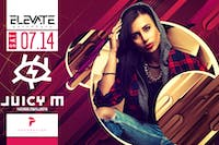 Elevate Saturdays: Juicy M
