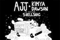 AJJ + Kimya Dawson