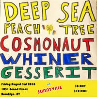 Deep Sea Peach Tree