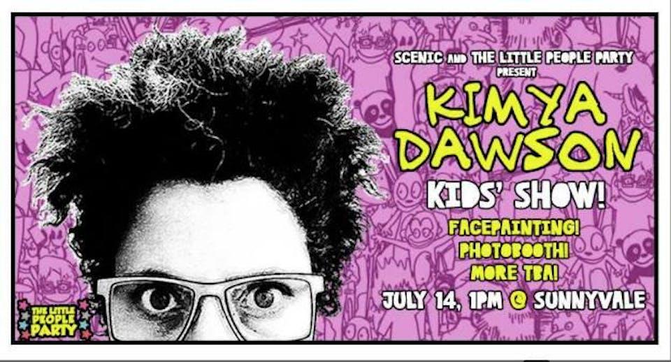 Kimya Dawson Kids Show