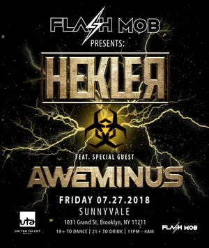 Flash Mob Presents: Hekler ft. Aweminus