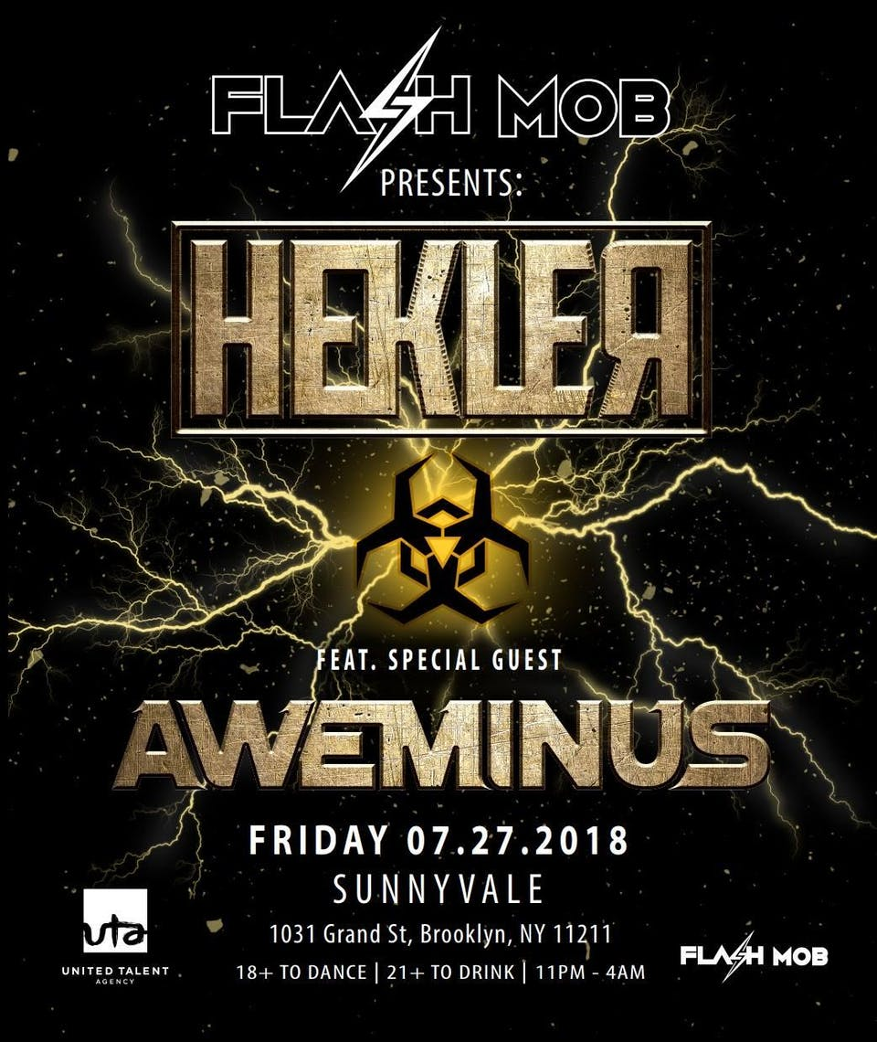 Flash Mob Presents: Hekler ft. Aweminus