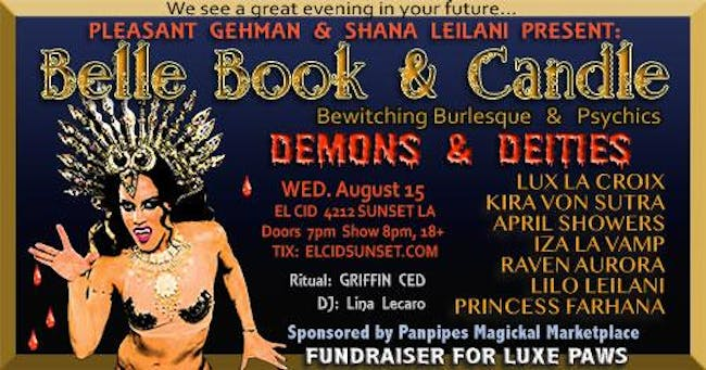 Belle Book & Candle: Demons & Deities