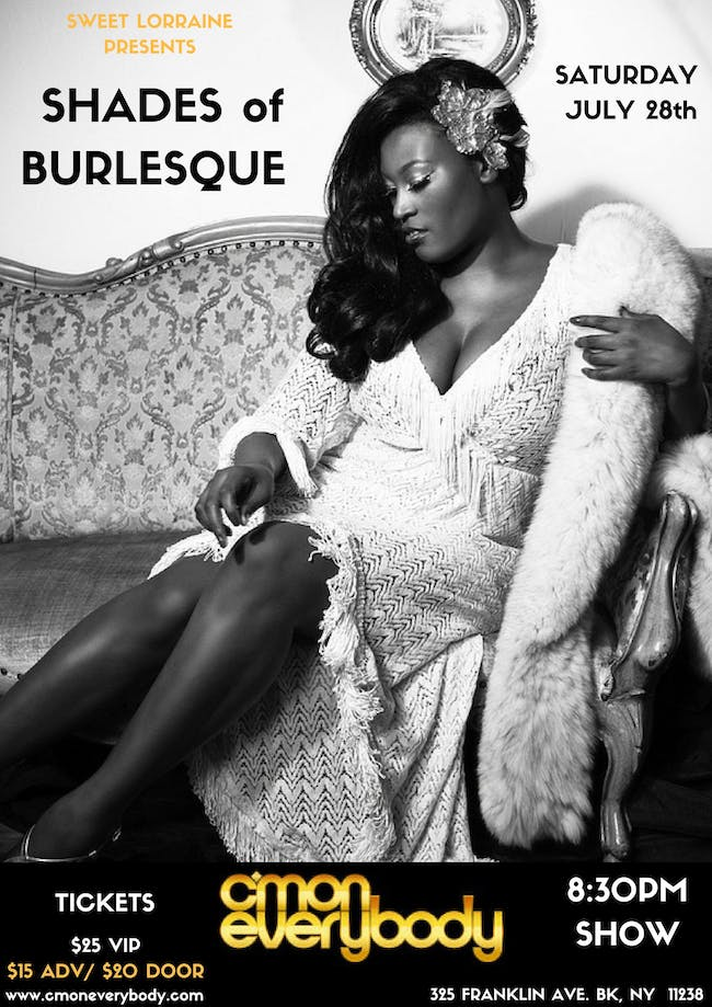 Shades of Burlesque
