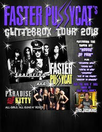 Glitterbox Tour featuring Faster Pussycat