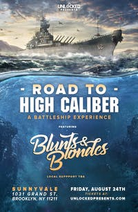 Road to High Caliber Fest