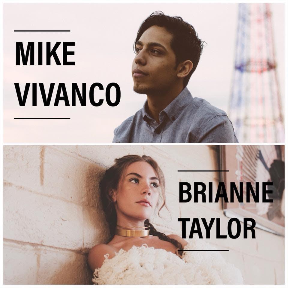 Mike Vivanco, Brianne Taylor, & Morgan Keller