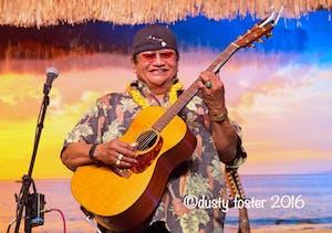 Led Kaapana - Grand Master of Hawaiian Slack Key Guitar