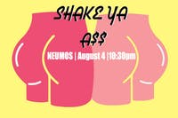 Shake Ya A$$ - All Music About Shaking Your Butt