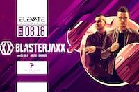 Elevate Saturdays: Blasterjaxx