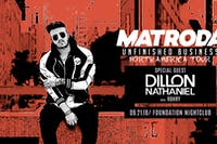 Resonate Fridays: Matroda & Dillon Nathaniel