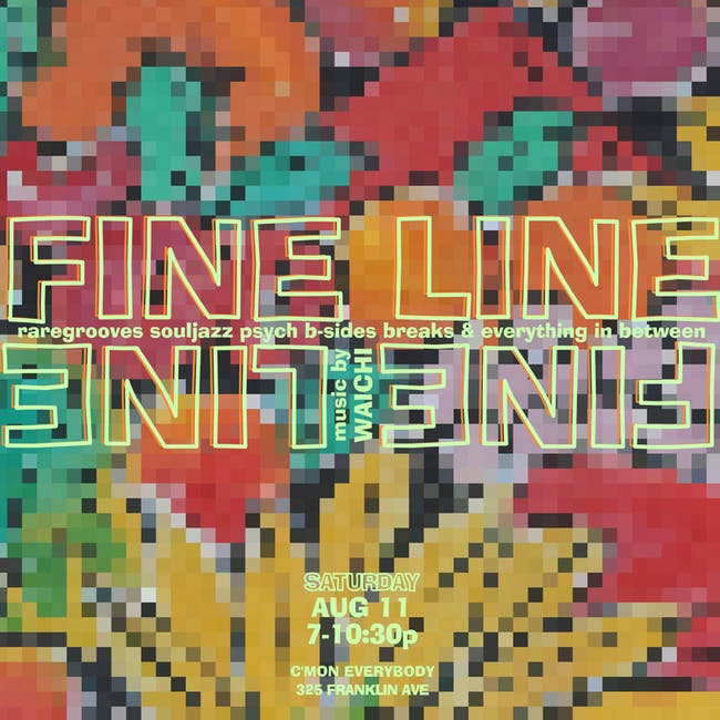 FINE LINE: music by waichi