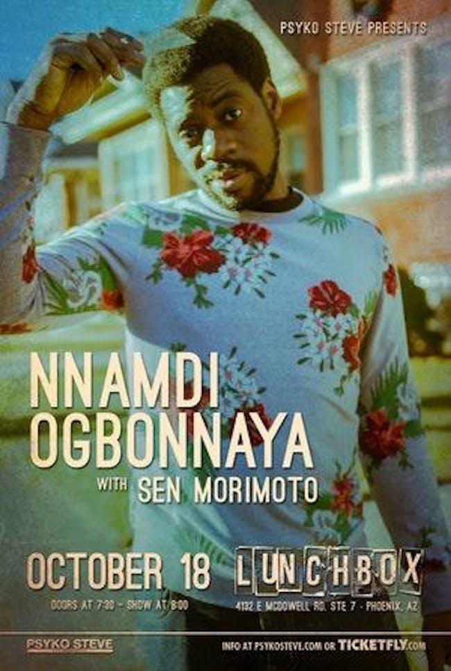 NNAMDI OGBONNAYA // SEN MORIMOTO // SLAYTOR BLACC
