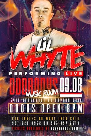Lil Wyte Live at Oddbodys Music Room