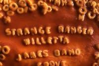 Strange Ranger // Willetta // James Band // Grove