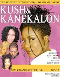 KUSH + KANEKALON