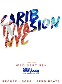 Carib Invasion NYC