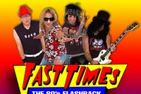 Fast Times - 80s Flashback Band