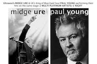 Midge Ure & Paul Young